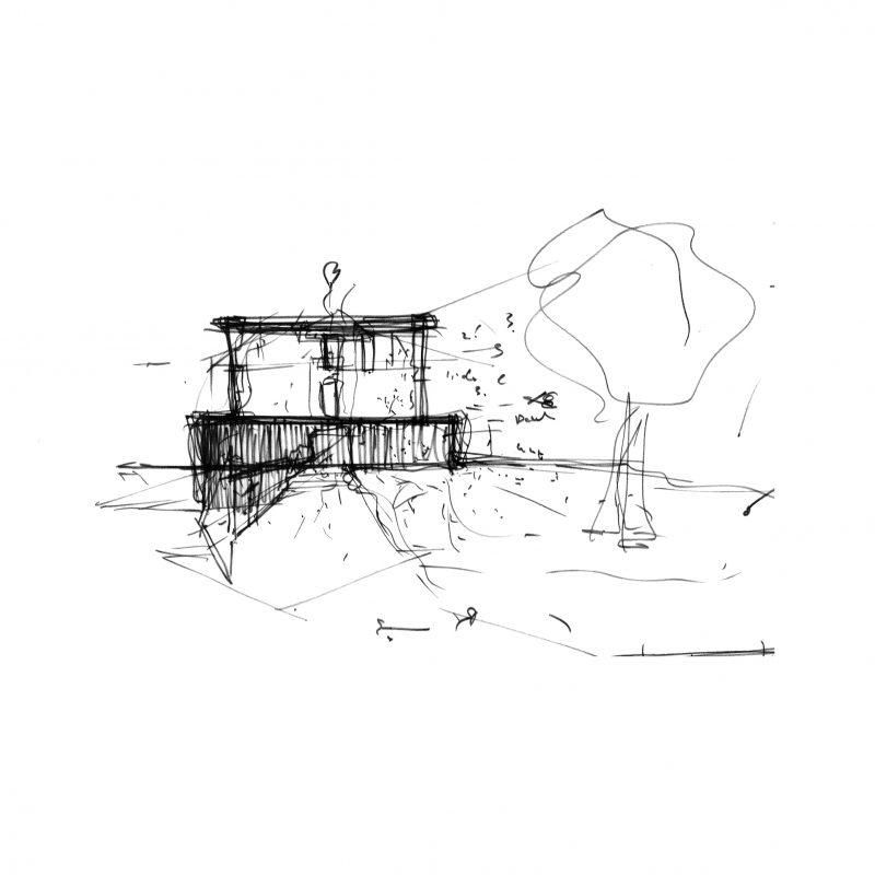 JURY! ontwerpt villa op Park Zestienhoven te Rotterdam