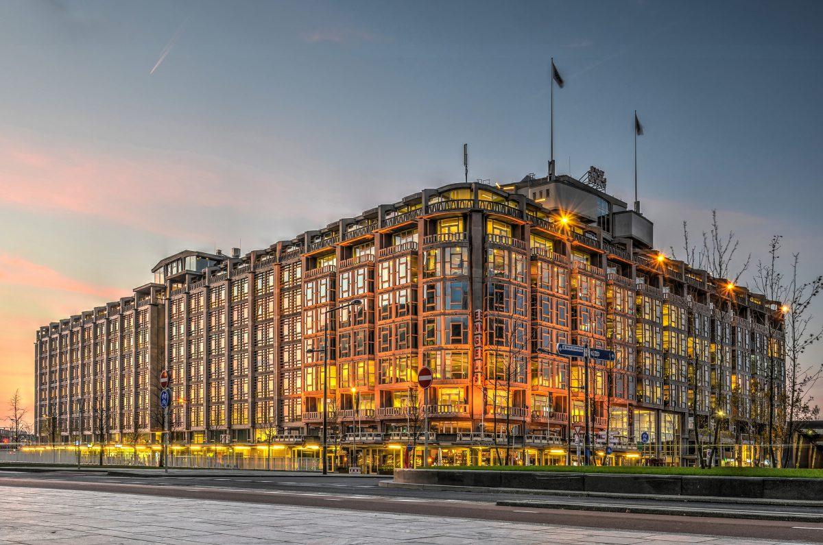 Verhuisbericht: JURY! betrekt nieuw onderkomen in het Groothandelsgebouw in hartje Rotterdam