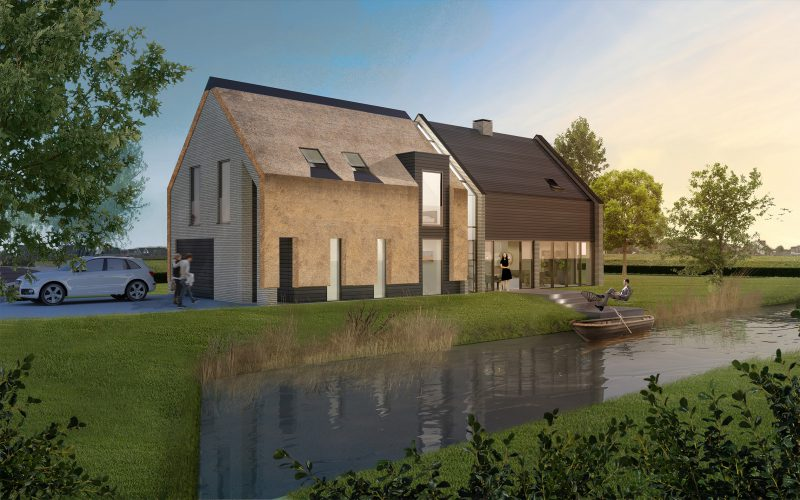 Grensverleggende Villa in Veenendaal