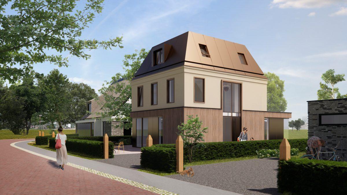 JURY! ontwerpt circulaire CLT-woning in Wilgenrijk Maassluis