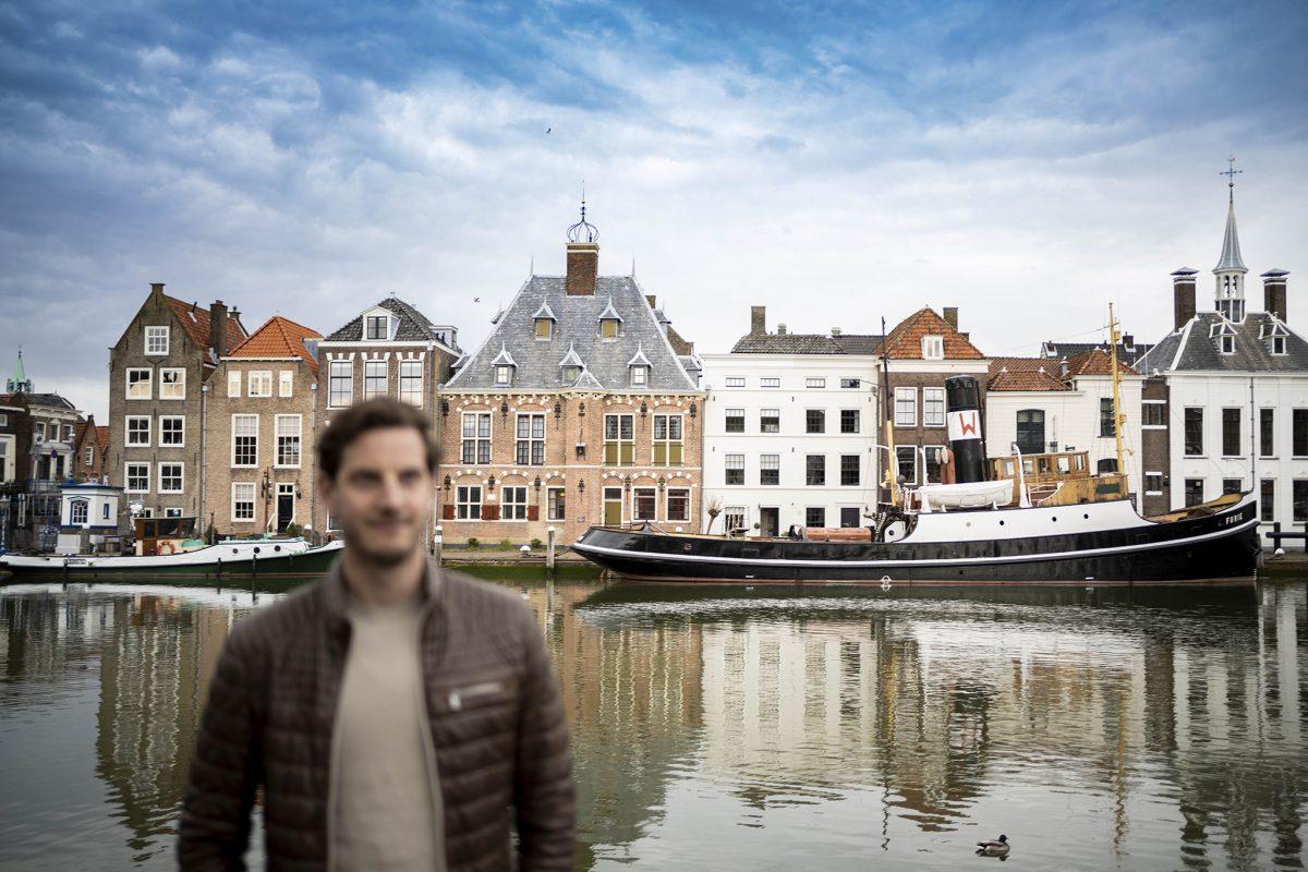 Interview Rob Reintjes in ondernemerskatern Zomergasten